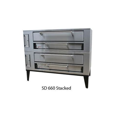 marsal and sons pizza prep tables marsal and sons sd 660 stacked marsal pizza deck oven