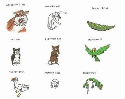 Avatar Animals Deviantart Airbender Last Atla Creatures