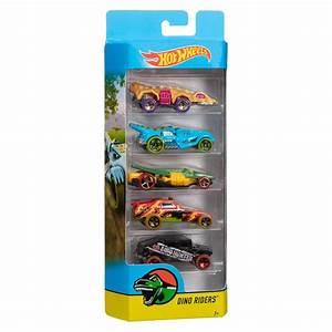 Hot Wheels Diecast Toy Cars 5pk Car Toys - B&M