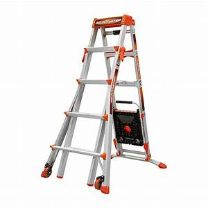 Echelle Pour Escalier : echelle pour escalier pliante avec base extra large ~ Melissatoandfro.com Idées de Décoration