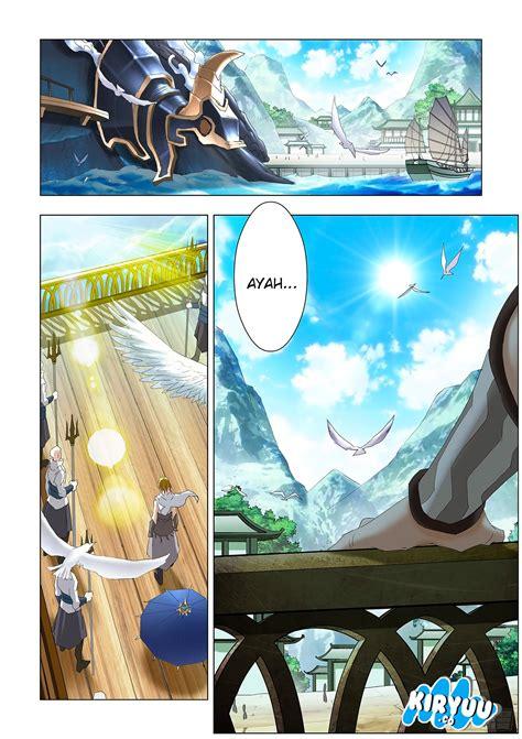 baca komik battle   heavens return   beasts