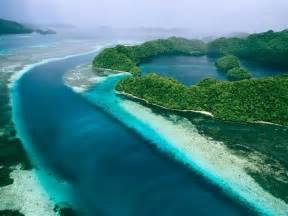 There are more than 250 islands in Palau—though most people live in ... Palau
