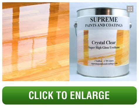 Wood Floor Polyurethane Finish   Supreme Paints & Coatings