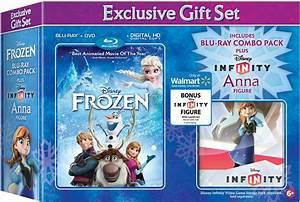 Frozen Blu-ray Gift Set - Frozen Photo (36722036) - Fanpop