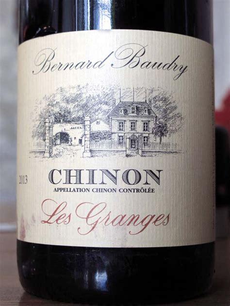 wine tasting vineyards  france domaine bernard baudry