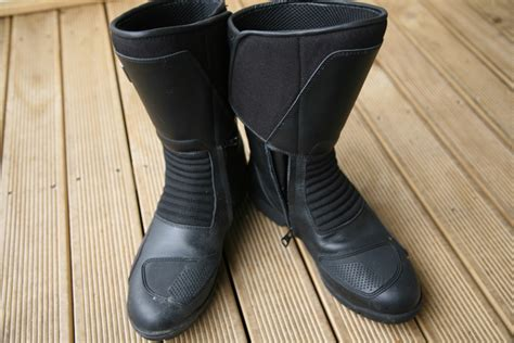 Bmw Boots by Review Bmw Allround Touring Boots Onewheeldrive Net