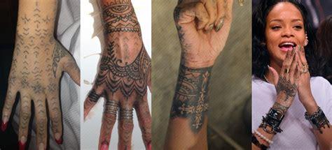rihannas  tattoos  meanings body art guru