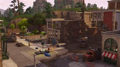 Tilted Fortnite Towers Map Dusty Torres Divot