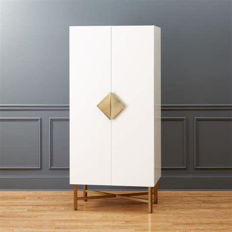 astoria white wooden wardrobe  storage cabinets