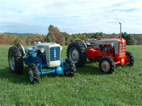 ford tractors with elenco 4x4 2012 10 03 tractor shed