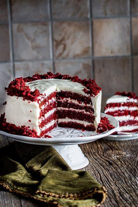 red velvet cake jo cooks