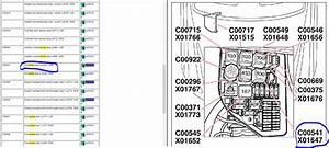 Bentley 2004 Fuse Box Locations