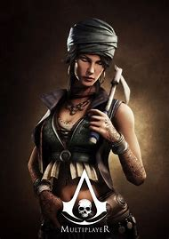 Assassin's Creed Black Flag Characters