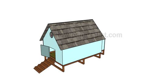 simple chicken coop plans simple chicken coop plans howtospecialist how to build