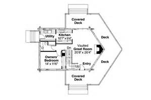 A Frame Home Floor Plans Houses