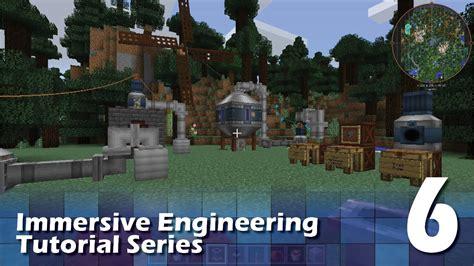 immersive engineering tutorial  fluid handling youtube