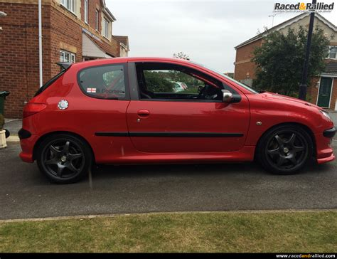 Peugeot 206 For Sale by 416bhp Peugeot 206 Gti Turbo Performance Trackday Cars