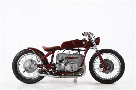 Kingston Custom Bmw R75/6 Bobber Sweetness