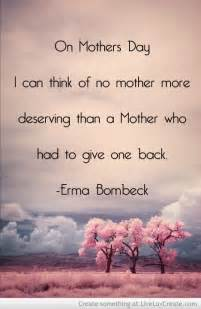 Mother's Day Quotes for Grieving Mother