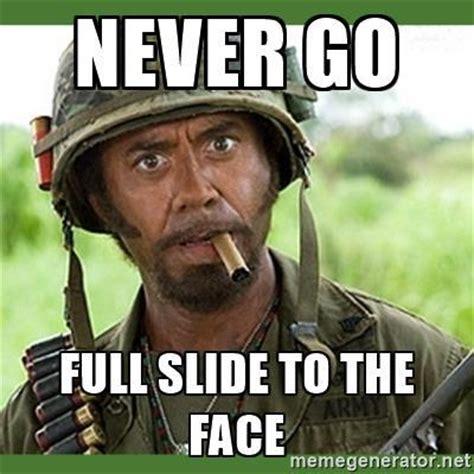 Tropic Thunder Meme - beretta 92fs review america s a list 9mm pew pew tactical
