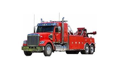 Truck Heavy Freightliner Wrecker Dot Tow Towing