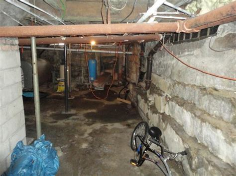 Basement Waterproofing  Fieldstone Foundations In