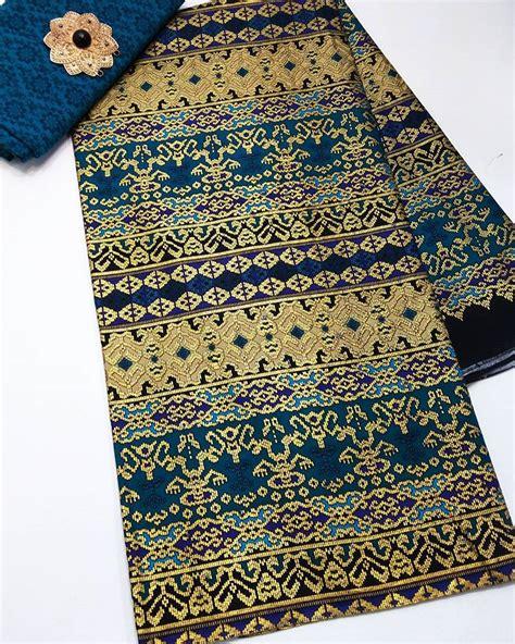 kain batik murah dan embos kain batik prada motif songket kombinasi embos p2 11