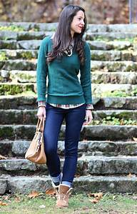 Tall Chestnut Uggs Outfit