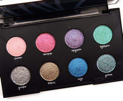 urban decay moondust eyeshadow palette review