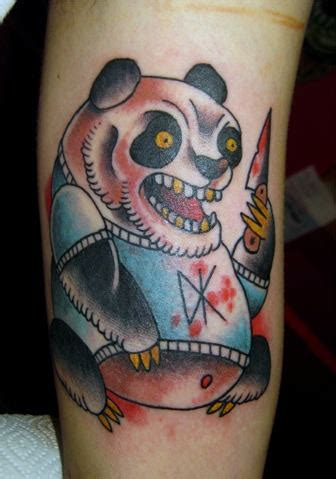panda tattoo designs pictures images