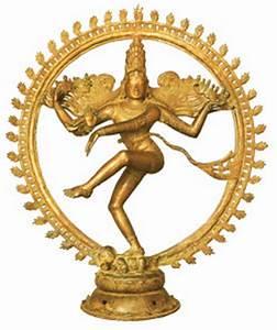 Crafts Of Kerala Nataraja On Metal Brass Decorated Indian