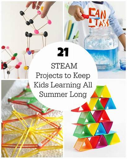 Steam Projects Learning Science Arts Technology Engineering