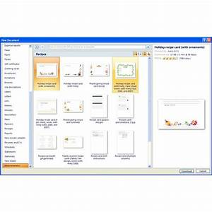 finding microsoft word recipe templates With online recipe book template