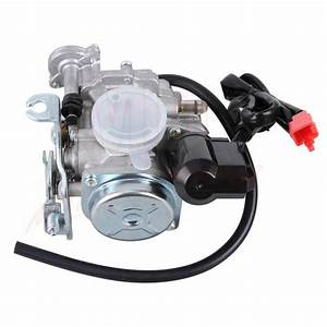 49 Cc 50cc Scooter Moped Atv Gy6 Carburetor Carb For