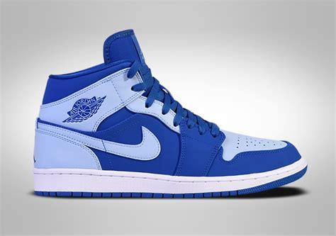 Nike Air Jordan 1 Retro Mid Ice Blue Price €9500