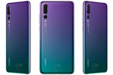 huawei p20 and p20 pro prices in europe leak the verge
