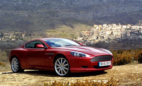 aston martin db9 2007 aston martin db9 review top speed