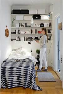 Kleines Büro Einrichten Ideen : die 25 besten ideen zu kleine schlafzimmer auf pinterest ~ Lizthompson.info Haus und Dekorationen