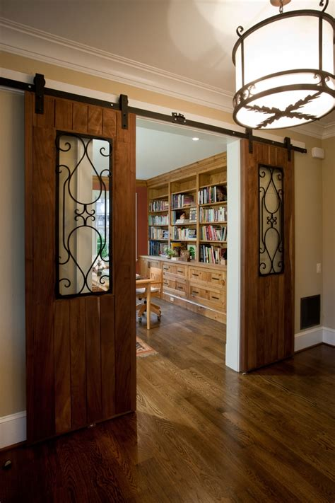 Friday Fabulous Home Feature  Interior Sliding Doors