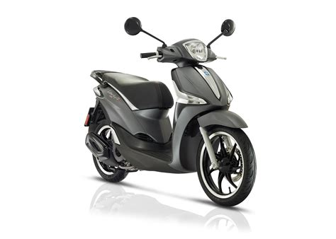 Review Piaggio Liberty by 2017 Piaggio Liberty 150s Abs Iget Review