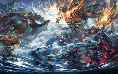 Epic 4k Dota Wallpapers Ultra Battle Wallpapersafari