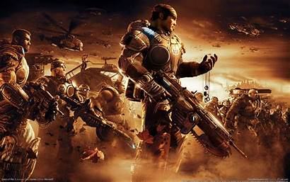 Epic Gaming Wallpapers War Gears Pro Popular