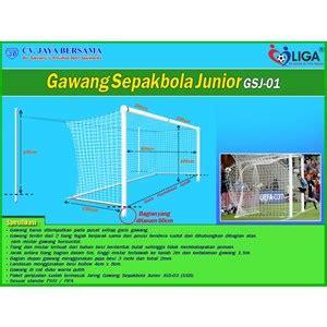 gawang sepak bola junior gsj 01 sell gawang sepak bola junior gsj 01 from indonesia by cv