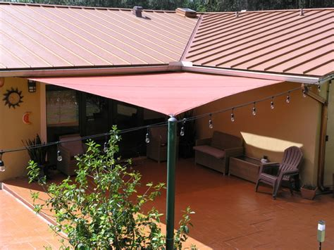 shade sails style patio miami by smart shade
