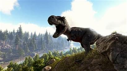 Rex Ark Tyrannosaurus 8k Wallpapers Indominus Wallpapertip