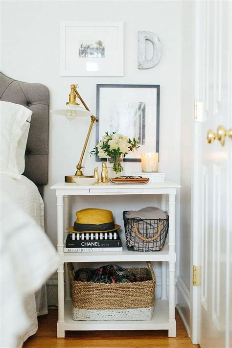 Easy Diy Bedside Table For Your Room Homestylediarycom