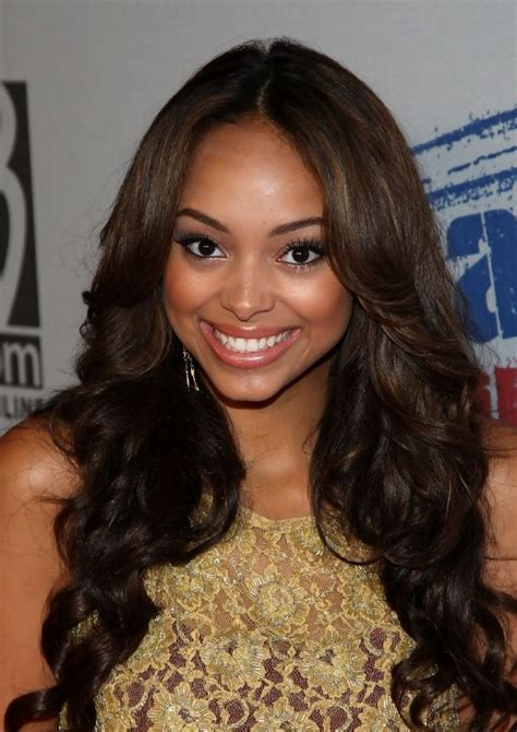 cute center part hairstyles  african american hairstyles weekly