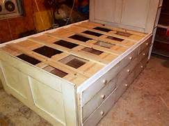 DIY Twin Bed With Storage A Creative Storage Idea To Make Shelves Or About Under Bed Storage On Pinterest Under Bed Under Bed Storage Best Images Of Under Bed Storage Under Bed Storage Drawer Plans Beds With Storage Also Twin Bed With Storage Drawers Underneath