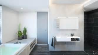 wohnideen schlafzimmer puristische klare linien im badezimmer design manhattan roomido