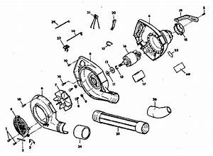 Wiring Diagram For Electric Leaf Blower